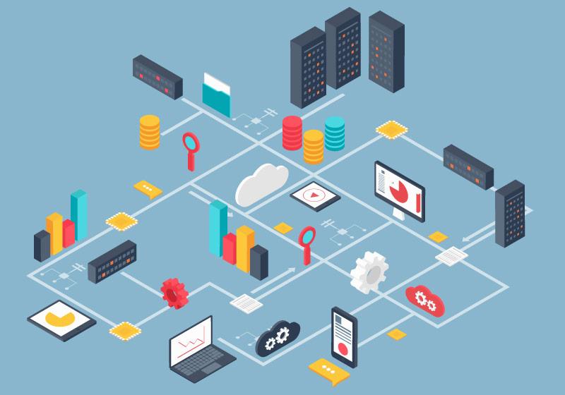 servidores e networking