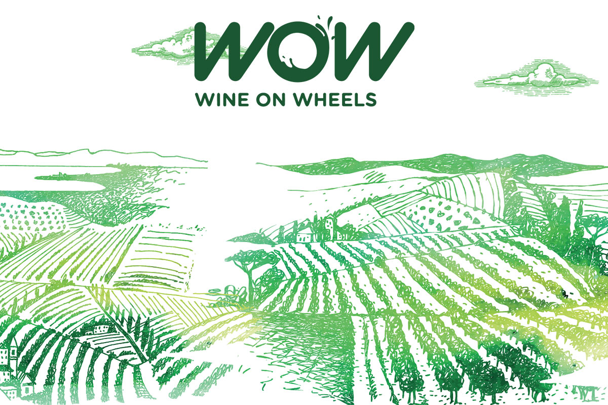 WOW - Wine on Wheels